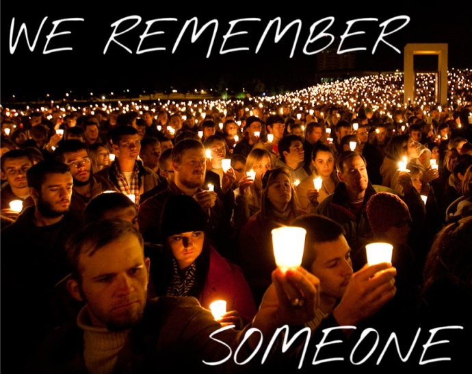 We Remember Someone