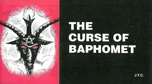 chick tract baphomet